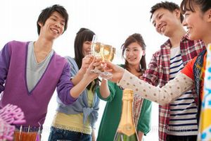 恋活婚活パーティーのイメージ