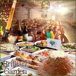 難波オーガニックレストラン婚活パーティー「ブリリアントガーデン」の行き方アクセス