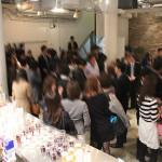 大阪・本町で開催されたスーツ姿のビジネスマンとの街コン婚活パーティーに参加したときの感想と口コミレポート!男性が壁際一列に並んで目をつぶる!