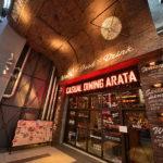 堂島の東通り商店街婚活パーティー「創作ダイニングARATA」の行き方アクセス